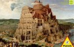 Puzzle 1000 Piatnik P-5639 Brueghel Wieża Babel
