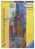Puzzle 1000 Ravensburger 150656 Times Square - Panorama