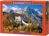 Puzzle 1000 Castorland C-103454 Zamek - Hohenwerfen - Austria