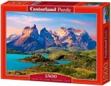 Puzzle 1500 Castorland C-150953 Torres del Paine - Patagonia - Chile