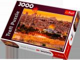 Puzzle 3000 Trefl 33032 Dachy Jerozolimy