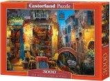 Puzzle 3000 Castorland C-300426 Specjalne Miejsce w Wenecji
