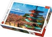 Puzzle 1500 Trefl 26132 Góra Fudżi