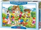 Puzzle 120 Castorland B-12749 Królewna Śnieżka