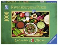 Puzzle 1000 Ravensburger 196890 Mexico - Ostry Sos