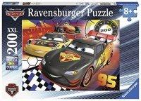 Puzzle 200 Ravensburger 128198 Auta - Cars - Wyścig