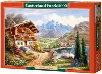 Puzzle 2000 Castorland C-200511 Copy of High Country Retrea