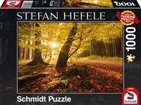 Puzzle 1000 Schmidt 59384 Stefan Hefele - Magiczna Jesień