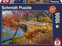 Puzzle 1000 Schmidt 58305 New York - Central Park