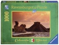 Puzzle 1000 Ravensburger 196906 Mexico - Chichen-Itza