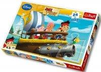 Puzzle 24 Maxi Trefl 14200 Jake i Piraci