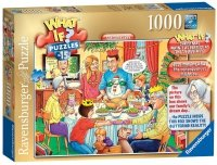 Puzzle 1000 Ravensburger 196579 Święta - Wigilia