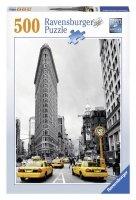 Puzzle 500 Ravensburger 144877 Ulice Nowego Jorku