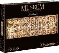 Puzzle 1000 Clementoni 39406 Volta Kaplica Sykstyńska