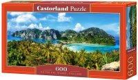 Puzzle 600 Castorland B-060207 Tajlandia - Wyspa - Ko Phi Phi