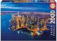 Puzzle 2000 Educa 16773 New York - Aerial View