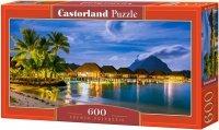 Puzzle 600 Castorland B-060320 Polinezja Francuska