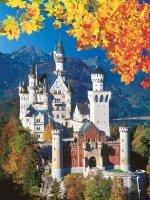 Puzzle 1500 Ravensburger 163861 Zamek Neuschwanstein