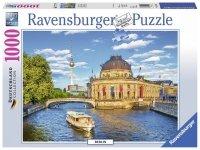 Puzzle 1000 Ravensburger 197026 Wyspa Muzeów - Berlin