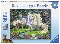 Puzzle 200 Ravensburger 128389 Jednorożce