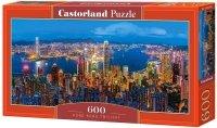 Puzzle 600 Castorland B-060290 Hong Kong