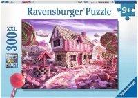 Puzzle 300 Ravensburger 131945 Słodki Domek