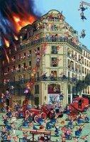 Puzzle 1000 Piatnik P-5354 Ruyer - Straż Pożarna