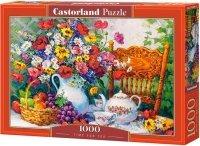 Puzzle 1000 Castorland C-103836 Martwa Natura - Kwiaty - Owoce
