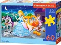 Puzzle 60 Castorland B-06908 Kopciuszek