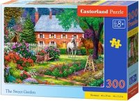 Puzzle 300 Castorland B-030217 Słodki Ogród
