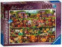 Puzzle 1000 Ravensburger 195091 Winobranie - Vintage