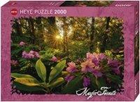 Puzzle 2000 Heye 29662 Magic Forests - Marc Adamus