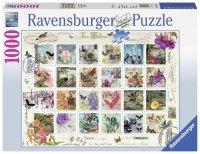 Puzzle 1000 Ravensburger 196074 Kolekcja Znaczków