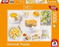Puzzle 1000 Schmidt 59574 Sweet Dreams - Żółty