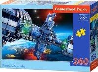 Puzzle 260 Castorland B-27408 Kosmos