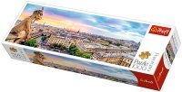Puzzle 1000 Trefl 29029 Panorama - Widok z Katedry Notre Dame