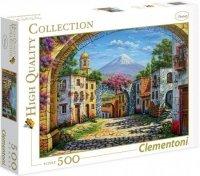 Puzzle 500 Clementoni 35025 Zarraga - Wulkan