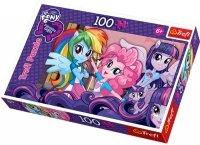 Puzzle 100 Trefl T-16253 Equestria Girls