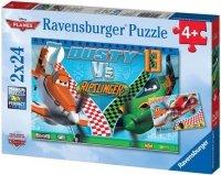 Puzzle 2x24 Ravensburger 090525 Samoloty 2w1