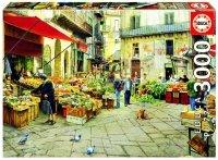Puzzle 3000 Educa 16780 La Vucciria Market Palermo
