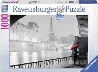 Puzzle 1000 Ravensburger 194711 Paryż Nocą
