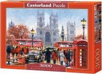 Puzzle 3000 Castorland C-300440 Londyn - Katedra Westminster Abbey