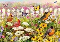 Puzzle 1000 Piatnik P-5468 Ptaki - Przyjazny Ogród