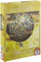 Puzzle 1000 Schmidt 59400 Colin Thompson - Podróż Balonem - Kwadratowe