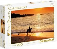 Puzzle 500 Clementoni 30475 Zachód Słońca