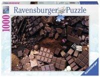 Puzzle 1000 Ravensburger 196142 Czekoladowy Raj