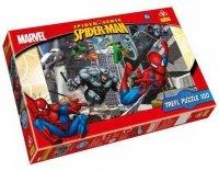 Puzzle 100 Trefl T-16158 Spider Man Atak