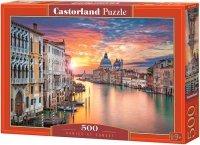 Puzzle 500 Castorland B-52479 Wenecja