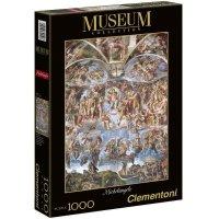 Puzzle 1000 Clementoni 39250 Michał Anioł - Sąd Ostateczny