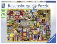 Puzzle 1500 Ravensburger 163120 Idealny Regał - Colin Thompson